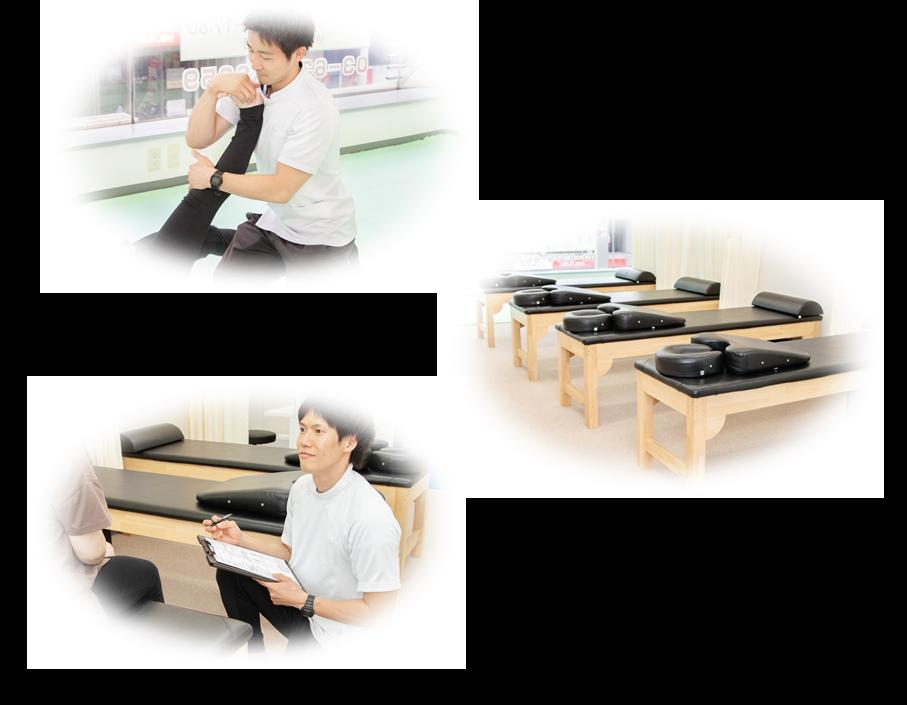 上北沢,桜上水, 接骨院,整体,整骨院,交通事故治療,肩の痛み,腰の痛み,背中の痛み,首の痛み